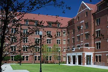 Fsu Law School >> Scott Burnett, Inc. » FSU – Degraff Hall Student Housing