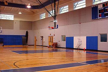 Scott Burnett Inc  Maclay School Gymnasium